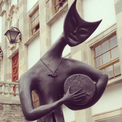 Leonora Carrington Bronze