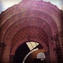 Archway into Mercado Hidalgo