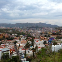 One view of the city